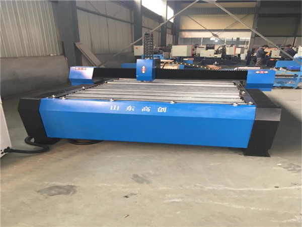 China 1325 Plasma Cutter Metall CNC Plasmaschneidmaschine