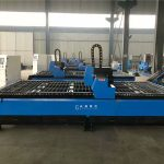 Hersteller China tragbare Cnc Flamme Plasma Schneidemaschine in China