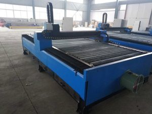 in china desktop cnc cutter maschine, desktop plasma und flamme cnc cnc desktop plasma brennschneidmaschine